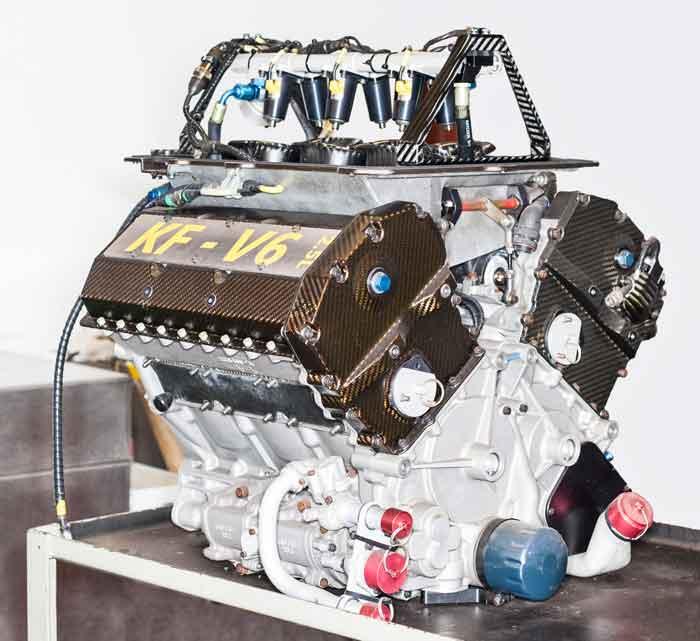 KF V6 Engine