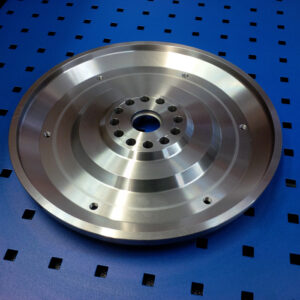Bolt Steel Flywheel
