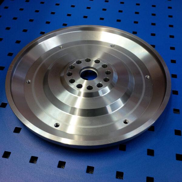 Bolt Steel Flywheel